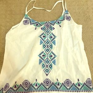 Love stitch tank top! 🤩